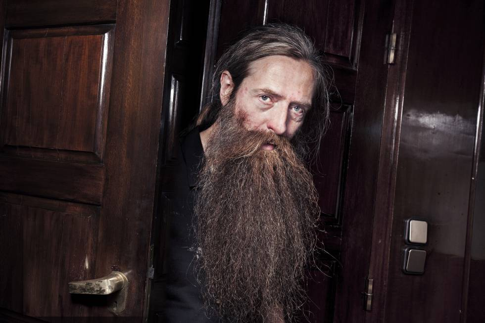 British gerontologist Aubrey de Grey is the most recognized face in the longevity field.