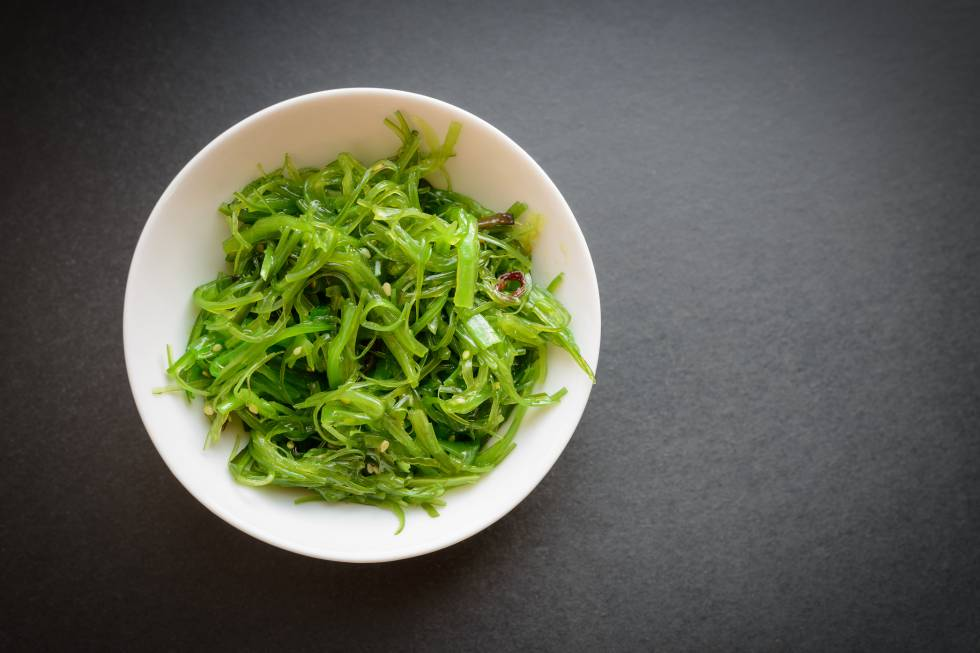 algas verdiazules para bajar de peso