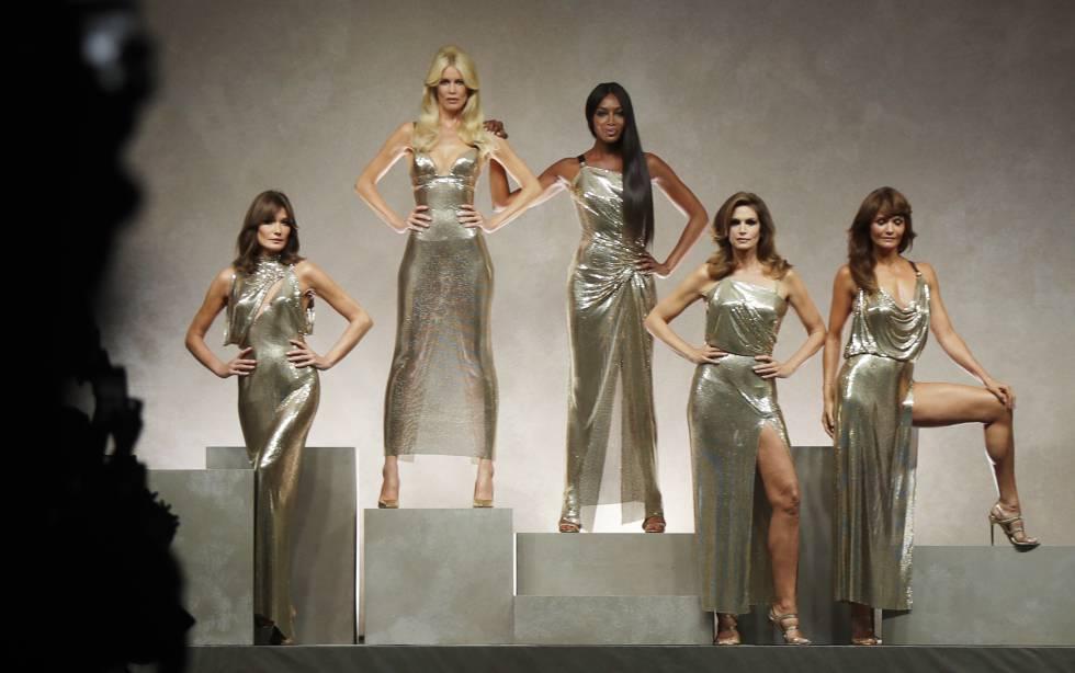 e1ad6fca53a Versace: La fuerza de los iconos | Estilo | EL PAÍS