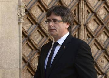 "Catalan regional premier announces ""contingency plan"" for referendum"