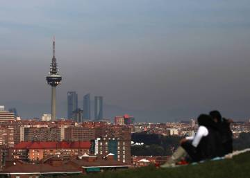 Madrid's pollution problem