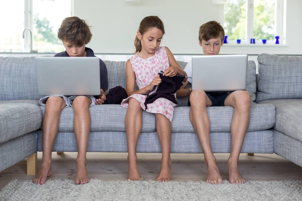 Los estereotipos de género se arraigan en los niños y niñas a los 10 años