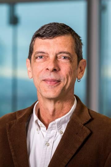 Draurio Barreira, especialista en tuberculosis (TB) de la organización internacional Unitaid.