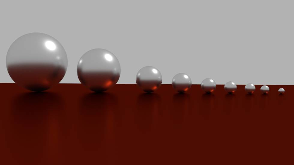 Una paradoja de pelotas
