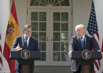 "Donald Trump: ""It would be foolish of Catalonia not to stay with Spain"""