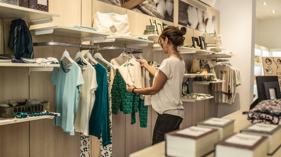 Las tiendas de Comercio Justo, el corazón del movimiento