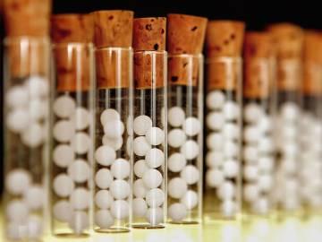 Preparados homeopáticos.