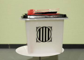 Catalan government promises 2,315 voting stations and 7,235 volunteers