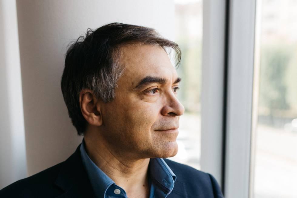 Jorge Aroche, en Novi Sad (Serbia)
