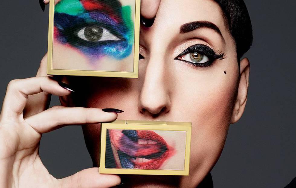 ec7d0887bc Rossy de Palma presenta su línea de maquillaje   Gente y Famosos ...