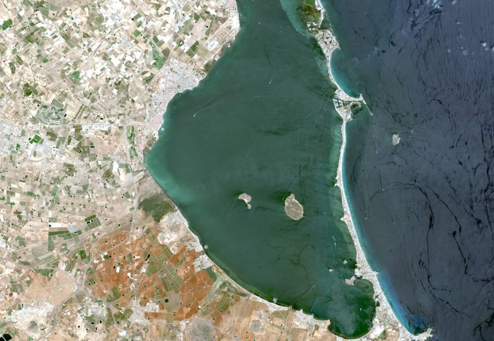 El Mar Menor se está desconectando del Mediterráneo | Ciencia | EL PAÍS