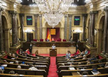 Catalan independence to be proclaimed on Monday, says CUP