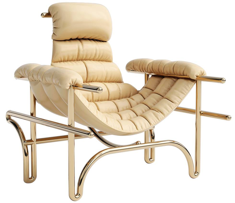 Esta silla es tan fea que es bonita o al revs ICON EL PAS