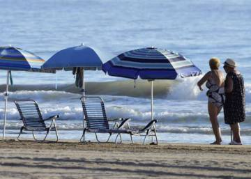 Temperatures of Spanish coastal waters hit record highs