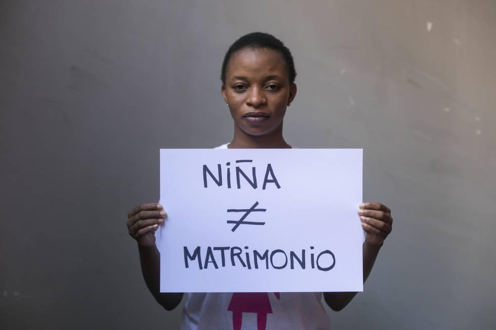 Ezelina, 23 años, de Malawi.