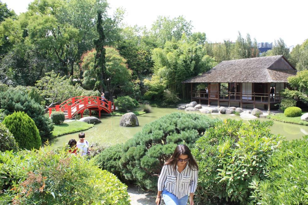 Cosas que ver en toulouse blog viajero astuto el pa s for Jardin japones toulouse