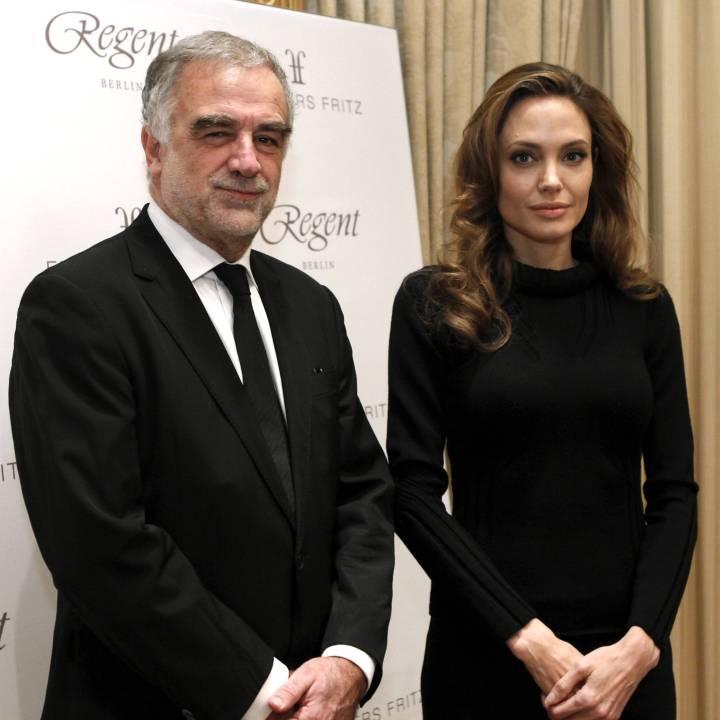 Angelina Jolie sería la carnada para la captura de un líder guerrillero