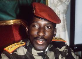 Thomas Sankara: tragedia y leyenda