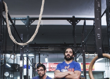 La hermandad del crossfit