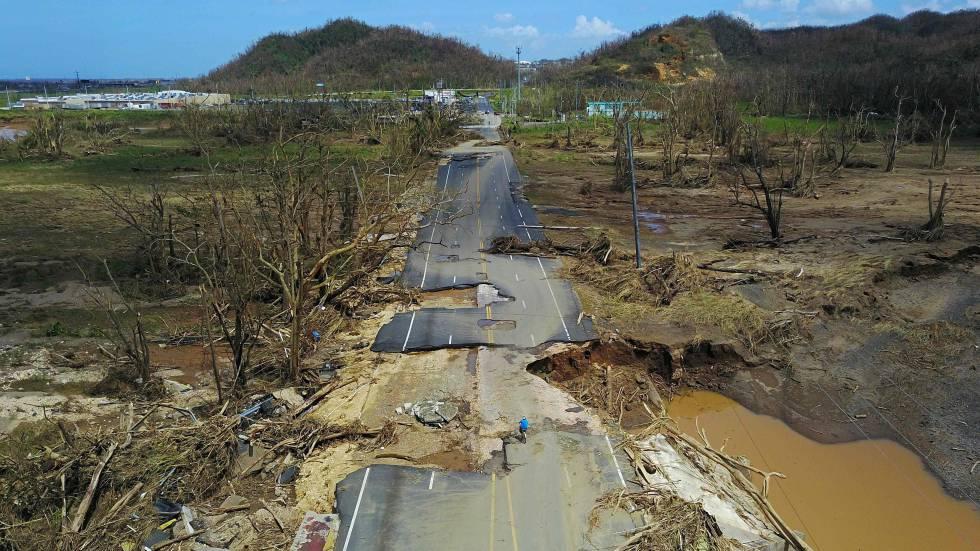Hurac n mar a con puerto rico opini n el pa s - Puerto rico huracan maria ...