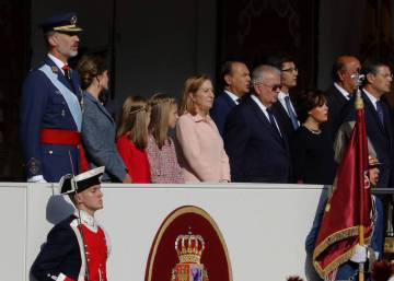 Spain's National Day parade prompts show of unity against Catalan crisis