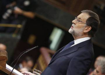 "Spanish PM in Congress: ""To vote against democracy or outside of it is not democracy"""