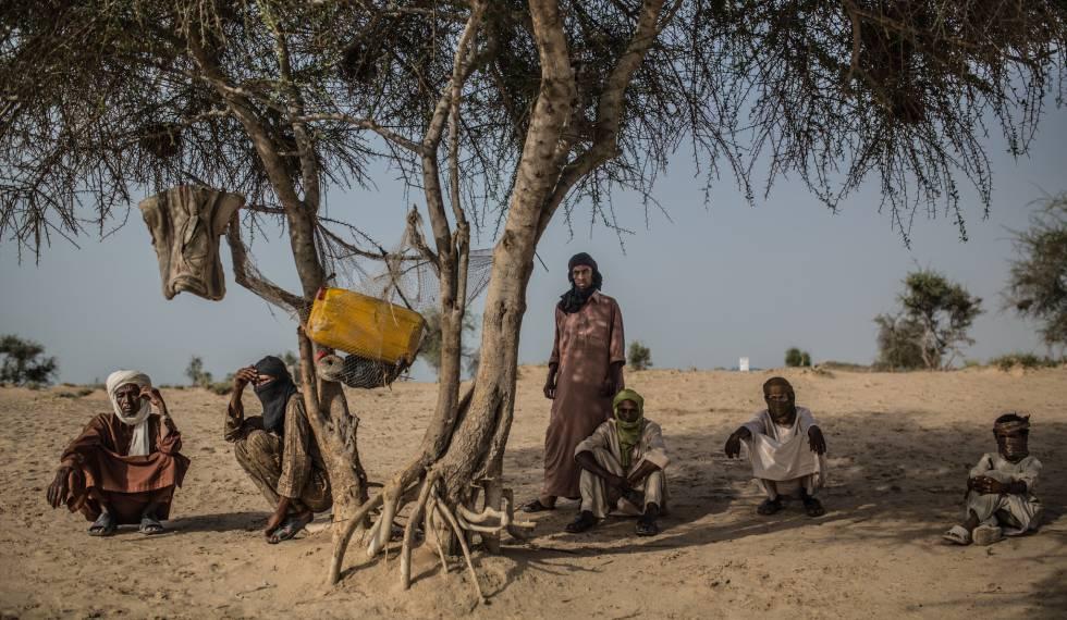 En la comunidad de Manara, en Chad, cientos de personas buscaron refugio huyendo de Boko Haram.