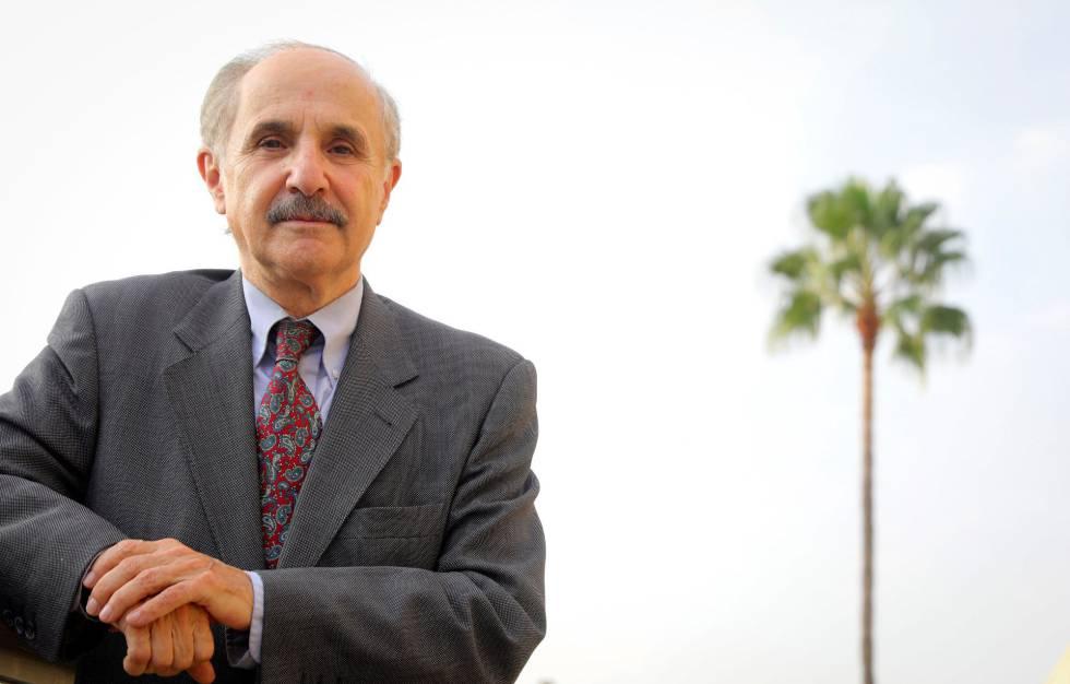 Edward S. Rubin, portavoz del Panel Intergubernamental del Cambio Climático.
