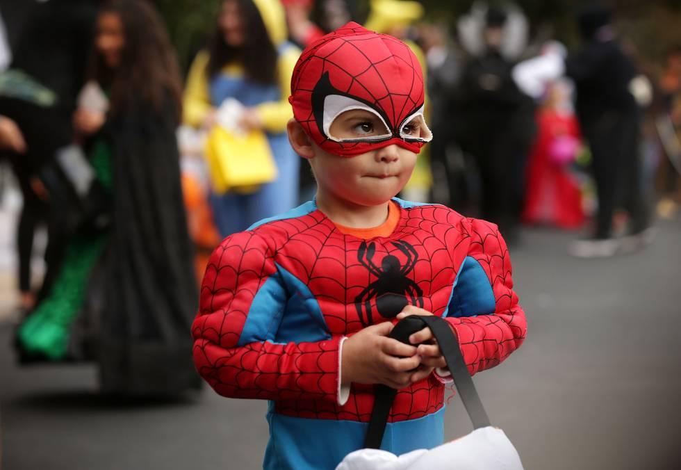 10 Disfraces De Halloween Para Que Los Mas Pequenos Sientan Que - Trajes-de-jalowin
