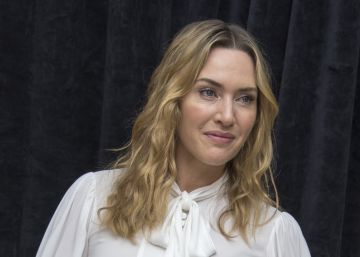 Kate Winslet, antes actriz y madre que estrella de Hollywood