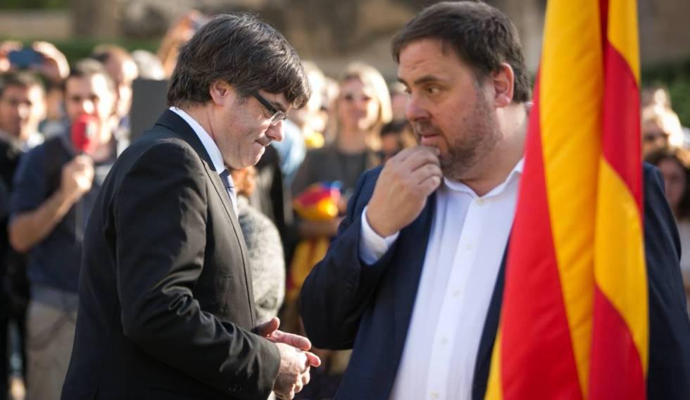 Мадрид объявил оготовности взять управление Каталонией всвои руки