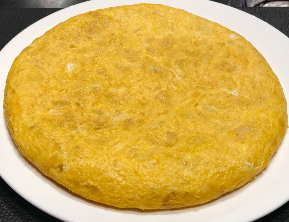 El misterio de las tortillas de patatas | Blog Gastronotas de Capel ...