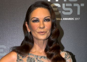 La transformación en 10 años de Catherine Zeta-Jones
