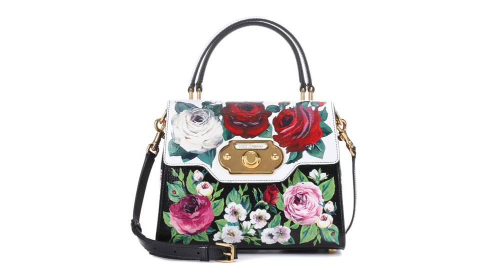 fd3fb5a09a0 Bolso estampado Dolce   Gabbana. 8 bolsos de lujo que marcan tendencia esta  temporada