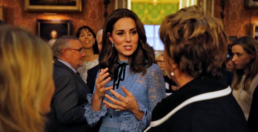 0d4b7978a Por que nunca veremos Kate Middleton e (agora) Meghan Markle com as unhas  pintadas