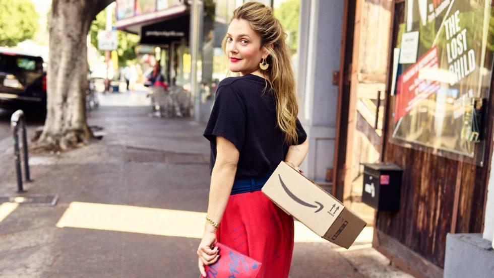 Drew Barrymore lanza una colección de ropa con Amazon  96e7c5de2437c