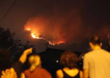 Four dead as wildfires ravage northwestern Spain