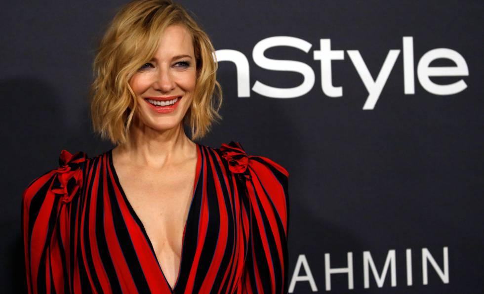 Cate Blanchett A Las Mujeres Nos Gusta Vernos Sexis Eso