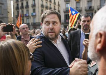 The parallel reality of the Catalan economics chief