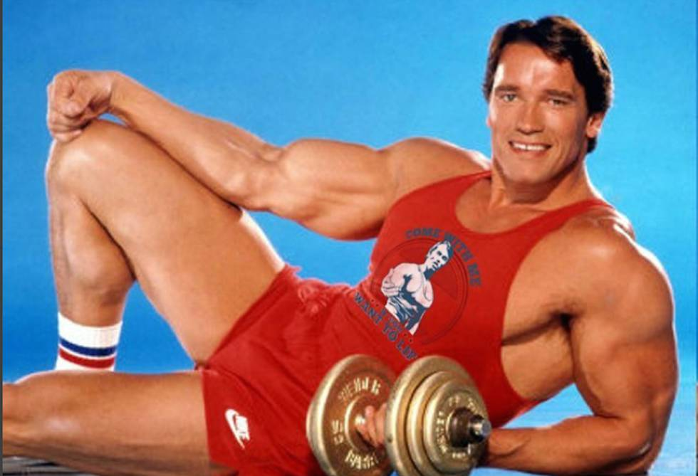 como ganar musculo en un mes