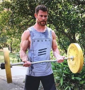 como ganar masa muscular rapido en los brazos