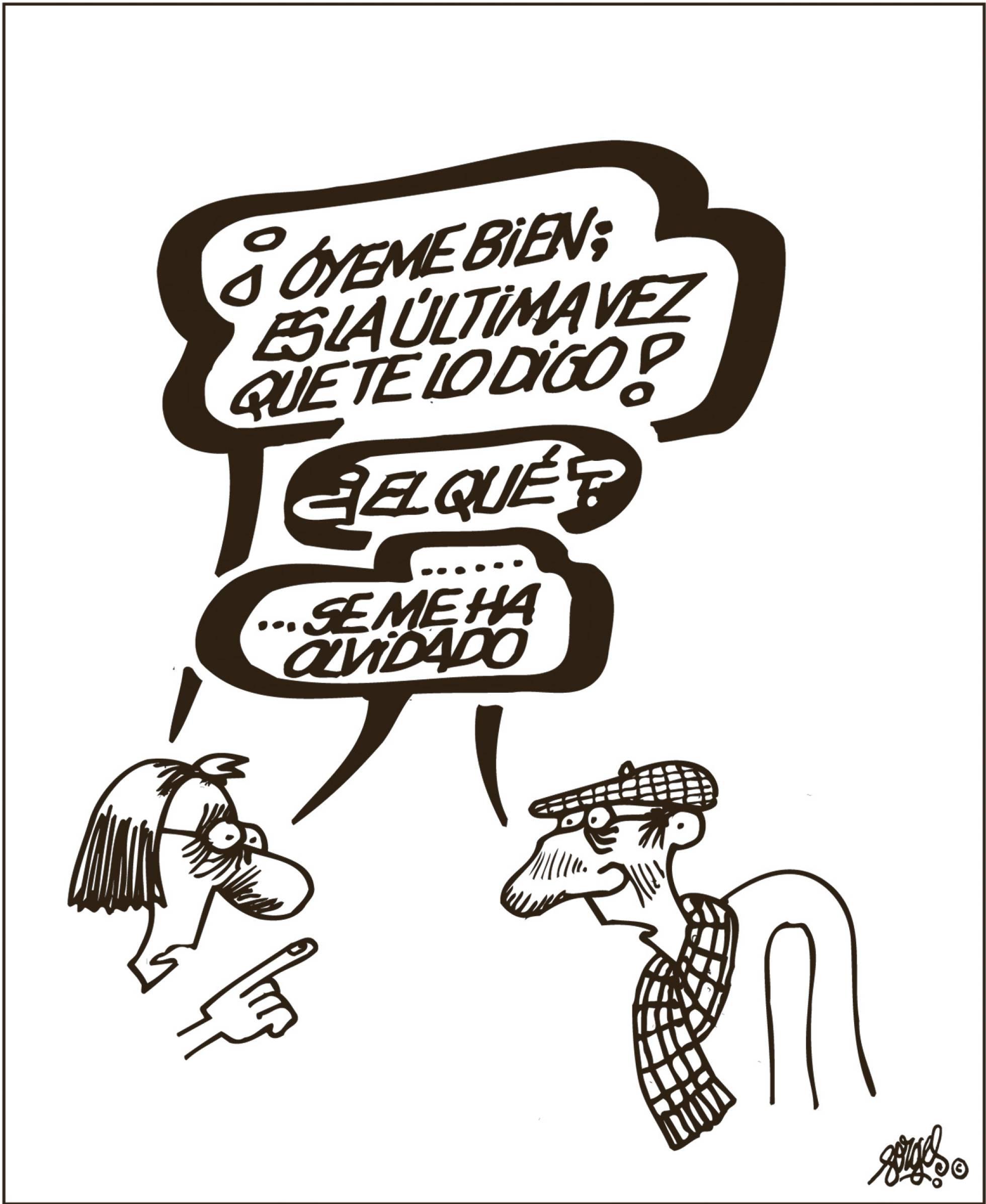Forges, en El País, 27/10/2017
