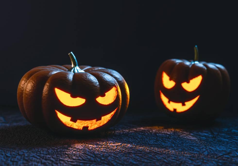 Las calabazas siniestras son lo que menos nos da miedo en Halloween, un día dedicado a que nos asusten.