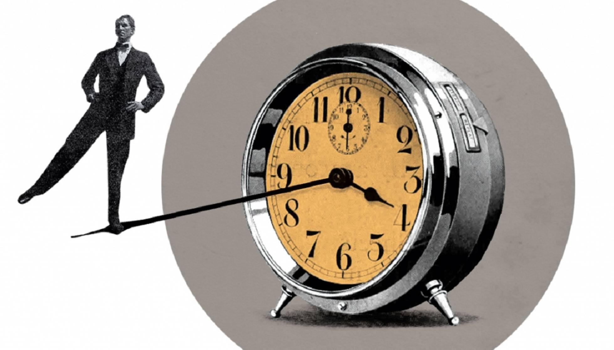A vueltas con los relojes