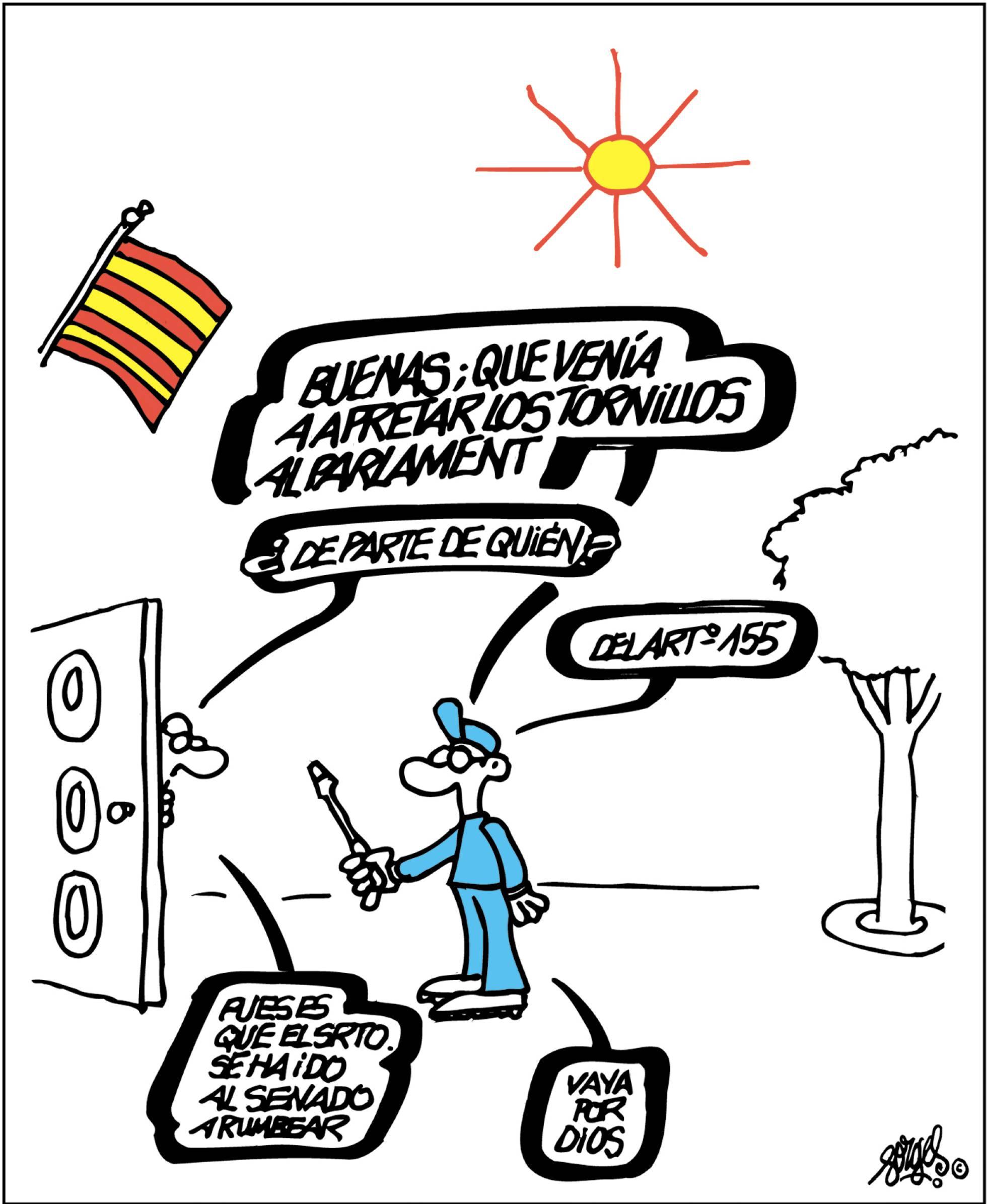 Forges, en El País, 29/10/2017