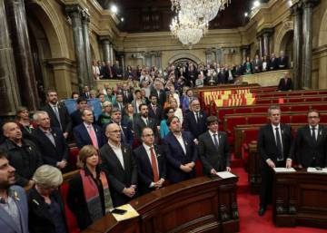 Is Catalonia independent?