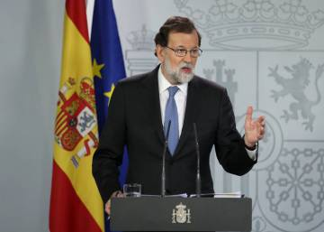 Spanish PM removes Catalan regional premier from post, calls December 21 polls