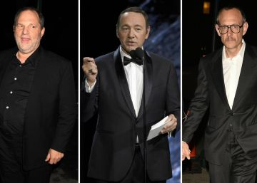 Harvey Weinstein, Kevin Spacey y otros 18 casos de abuso sexual