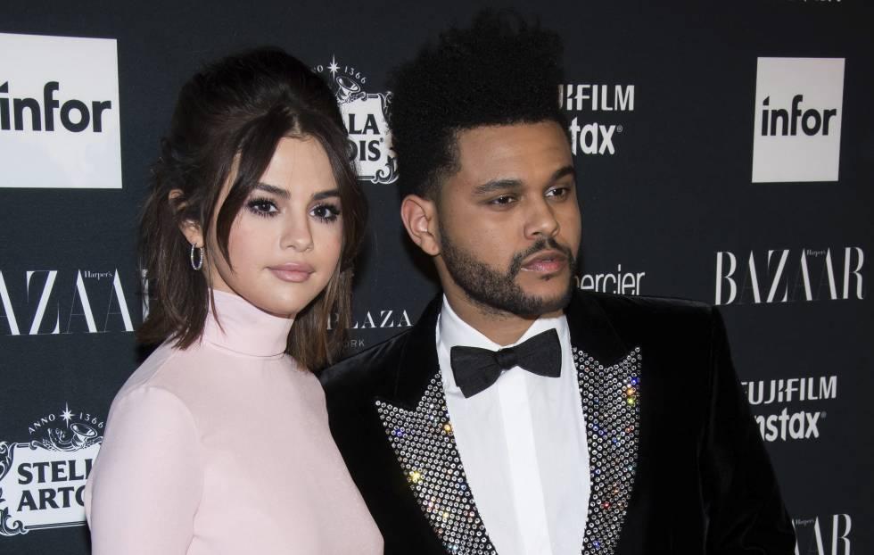Selena gomez y the weeknd rompen su relaci n gente y - Justine gromada diva futura ...