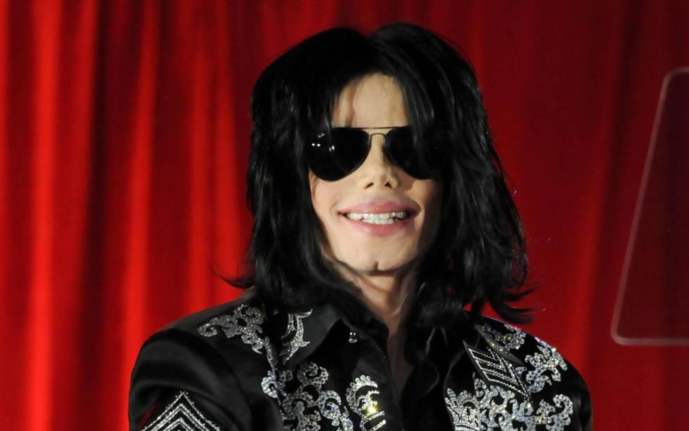 Michael Jackson, en marzo de 2009.